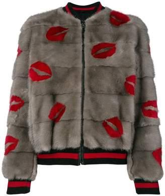Simonetta Ravizza Gisele Lips jacket