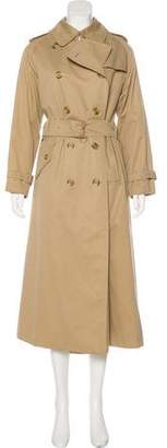 Burberry Vintage Double-Breasted Coat