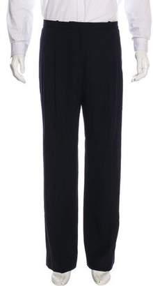 Armani Collezioni Virgin Wool Pants