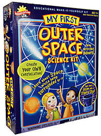 Poof Scientific Explorer Jr. My First Outer Space Sc
