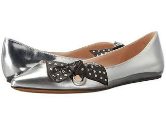 Marc Jacobs Rita Pointy Toe Ballerina Women's Flat Shoes