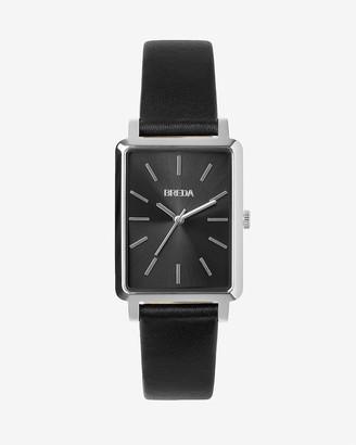 Express Breda Black Baer Watch