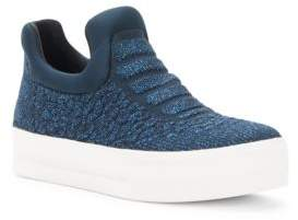 Ash Jaguar Speckled Slip-On Sneakers