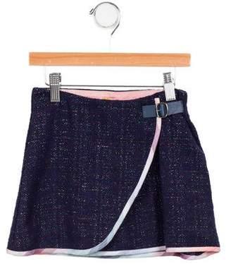 Paul Smith Girls' Tweed Skirt w/ Tags
