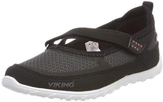 Viking Girls' Fana Slip on Trainers,5.5UK Child