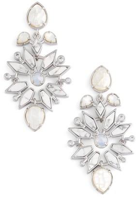 Women's Kendra Scott Aurilla Drop Earrings $140 thestylecure.com