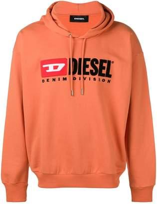 Diesel (ディーゼル) - Diesel ロゴ パーカー