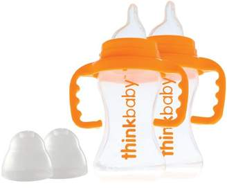Thinkbaby Bpa Free Sippy Cup, 9Oz, 2 Pack