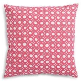 Kate Spade Geo Print Square Pillow