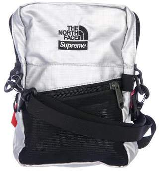 The North Face x Supreme 2018 Metallic Shoulder Bag w/ Tags