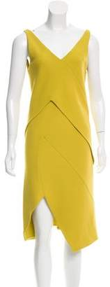 Narciso Rodriguez Wool-Blend Midi Dress w/ Tags
