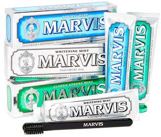 Marvis Classic Flavors & Toothbrush Set