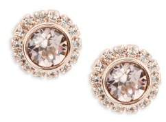 Ted Baker Sully Crystal Chain Stud Earrings