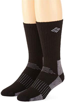 Columbia 2-pk. Mens Crew Socks