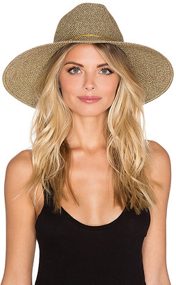 ale by alessandra Sancho Hat in Brown. $66 thestylecure.com