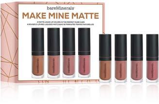 bareMinerals 4-Pc. Gen Nude Mini Matte Liquid Lipstick Set