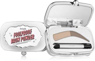 Benefit Cosmetics Foolproof Brow Powder