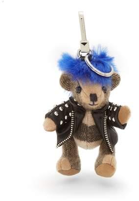 Burberry Thomas Monst bear keyring J0KOa