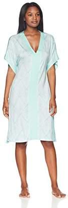 Arabella Women's Printed Midi Loungewear Caftan