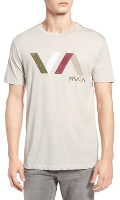 RVCA VA Diagonals Graphic T-Shirt