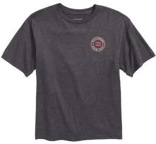 Billabong Logo Graphic T-Shirt