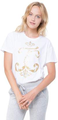 Juicy Couture Interwoven JC High-Low Tee