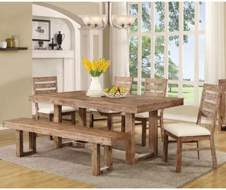 Laurèl Foundry Modern Farmhouse Hollingshead Dining Table