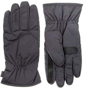 Isotoner Men's smarTouch Glove with NeverWet Technology