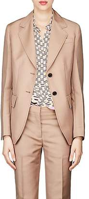 Prada Women's Worsted Mohair-Wool Blazer - Lt. brown