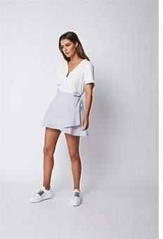 Staple the Label Coast Ruffle Skirt