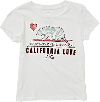 Billabong Cali Love Cotton Blend Tee