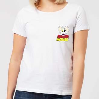 Danger Mouse Pocket Logo Women's T-Shirt