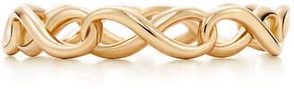 Tiffany & Co. Infinity narrow band ring