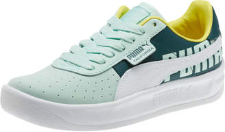 California PUMA Logo Womens Sneakers