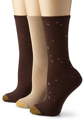 Gold Toe Women's Fashion Pack B 3 Pair
