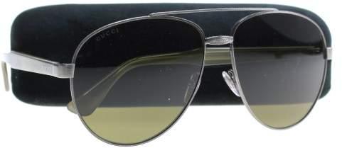 Gucci GG0054S-003 Pilot silver Unisex Sunglasses