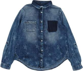 John Galliano Denim shirts - Item 42639511FU