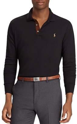 Polo Ralph Lauren Classic Fit Long-Sleeve Polo Shirt