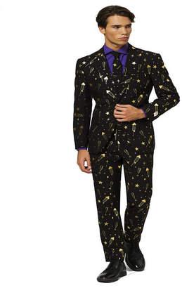 OppoSuits Fancy Fireworks Men's Suit
