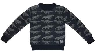 Preview Little Boy's Dino Cotton Sweater