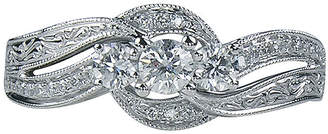 FINE JEWELRY LIMITED QUANTITIES 1/2 CT. T.W. Diamond 3-Stone Ring