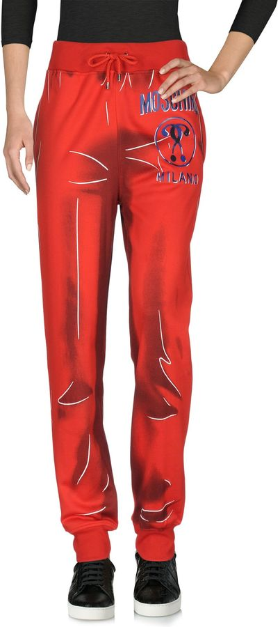 Moschino MOSCHINO COUTURE Casual pants