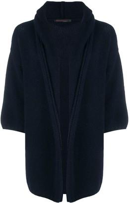 Incentive! Cashmere cashmere chunky cardigan