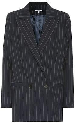 Ganni Pinstripe blazer
