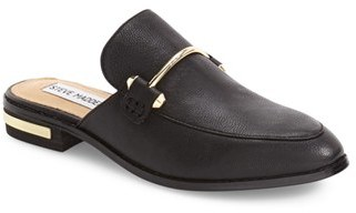 Steve Madden Laaura Backless Loafer (Women) $89.95 thestylecure.com