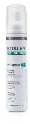 Bosley NEW Hair Care Professional Strength Bos Defense Thickening Treatment