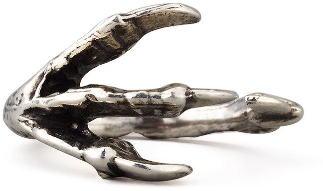 Pamela Love Talon Ring, Silver