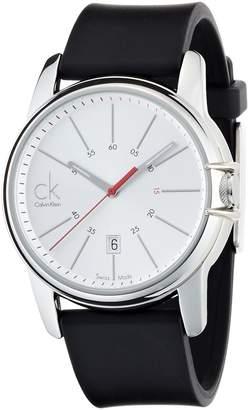 Calvin Klein Casual Collection Select Silver Dial Men'S Watch #K0A21120