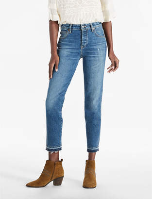 Lucky Brand HIGH RISE TOMBOY JEAN IN WESTERN HERITAGE