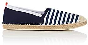 Sea Star Men's Beachcomber Striped Neoprene Espadrilles - Navy